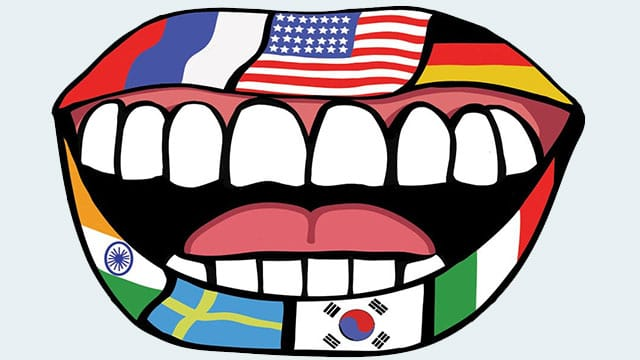 10 of the Weirdest International Slang Phrases