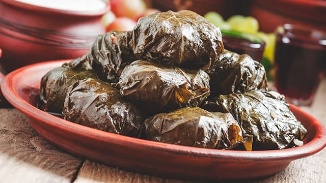 Dolma or Tolma?