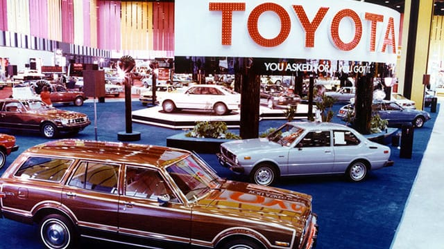 Toyota @ Chicago 1979